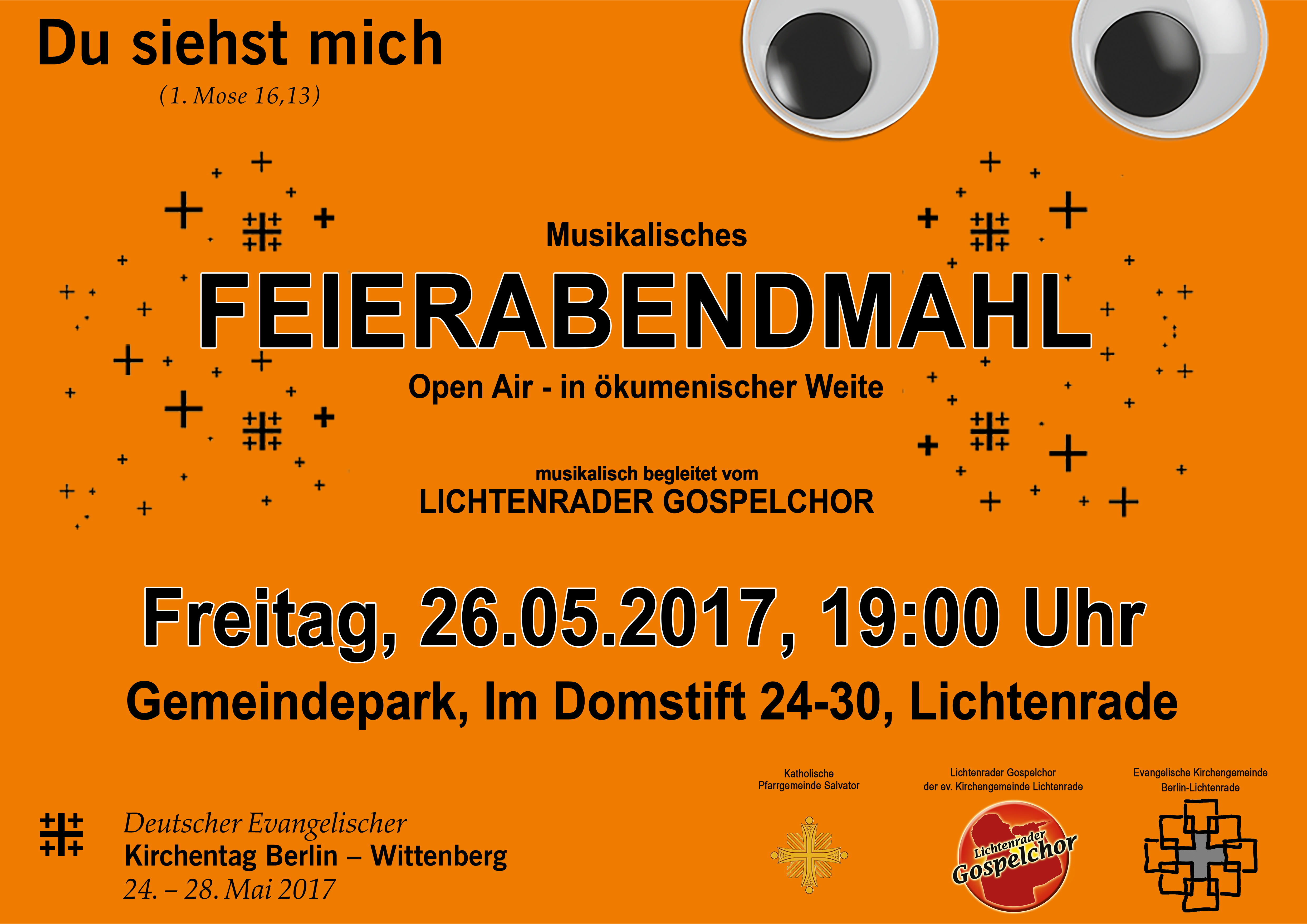 2017 Weltkirchentag Poster